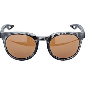 100% Campo Okulary, matte black havana/smoke